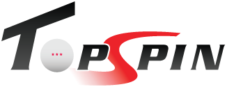 Logo Sports Topspin